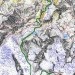 Wilder Freiger Karte