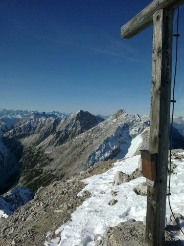Speckkarspitze, 2.621m