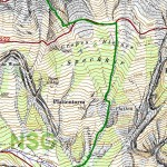 Karte Plattensteig Speckkar Suedostflanke