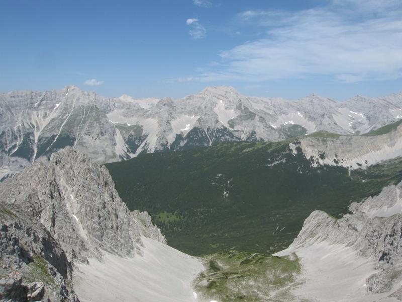 Klettersteigset Innsbruck : Klettersteig ausbildungskurs innsbruck für einsteiger