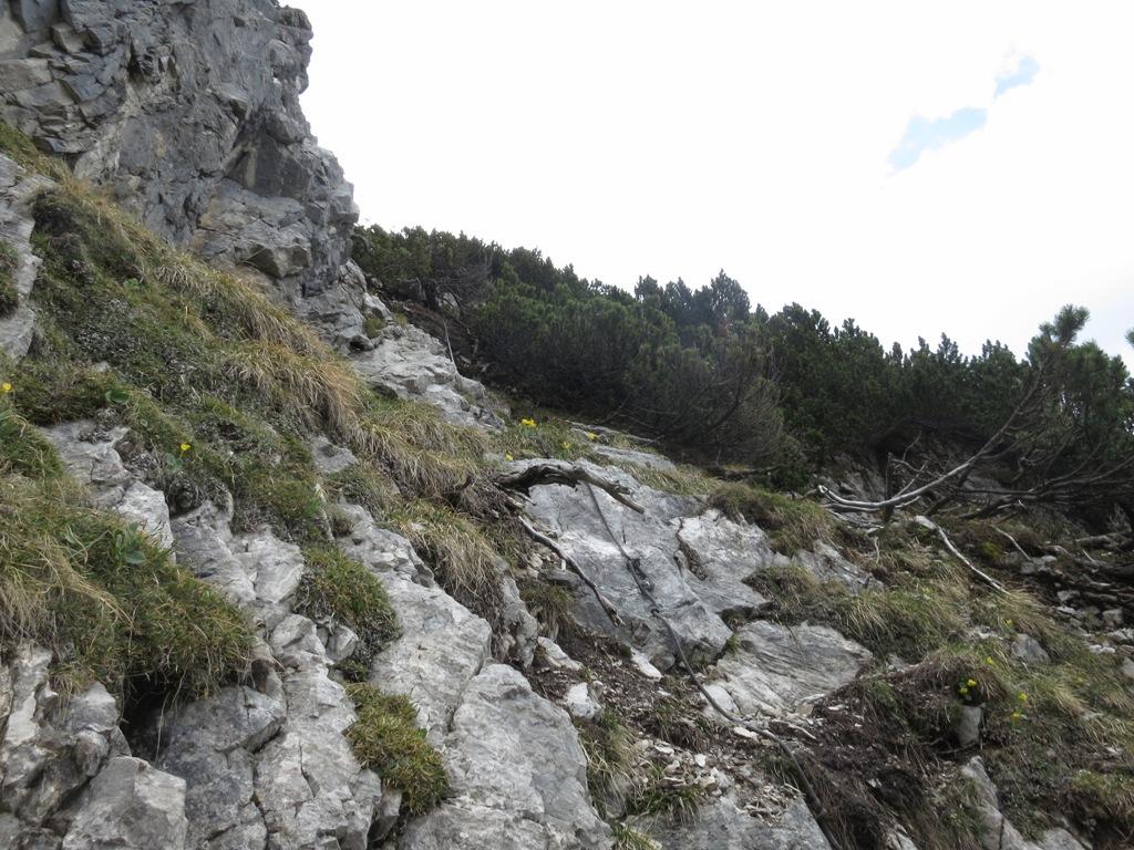 die Steilstufen