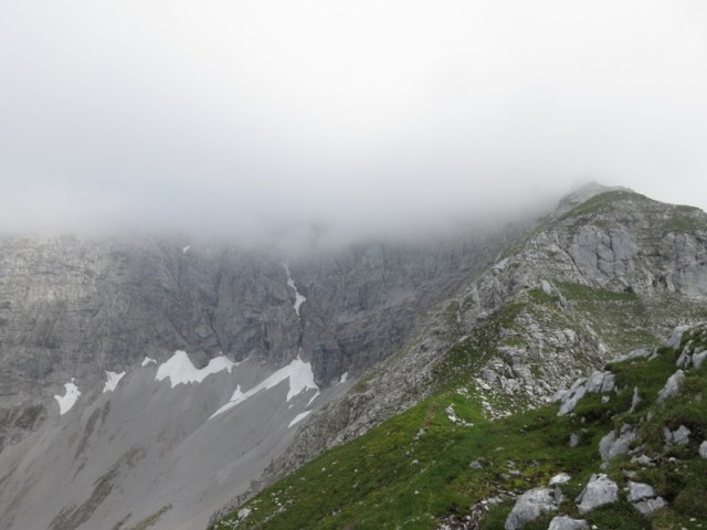 wird der Nebel am Grat weichen?