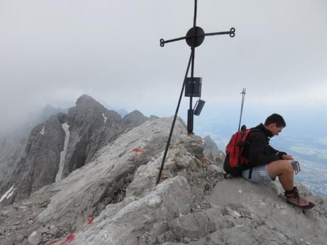 Gipfel Hohe Warte