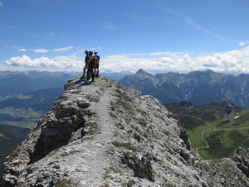 Kamm des Südausläufers der Großen Ochsenwand