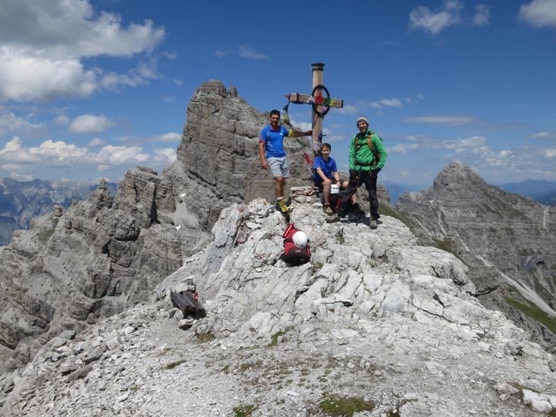 Gipfel Kleine Ochsenwand