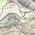 Karte Rumer Spitz