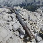Gipfelkreuz Grosser Lafatscher