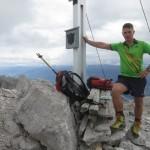 Gipfel Kleiner Solstein