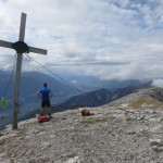 Gipfelblick Grosser Solstein