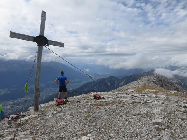 Gipfelblick Großer Solstein