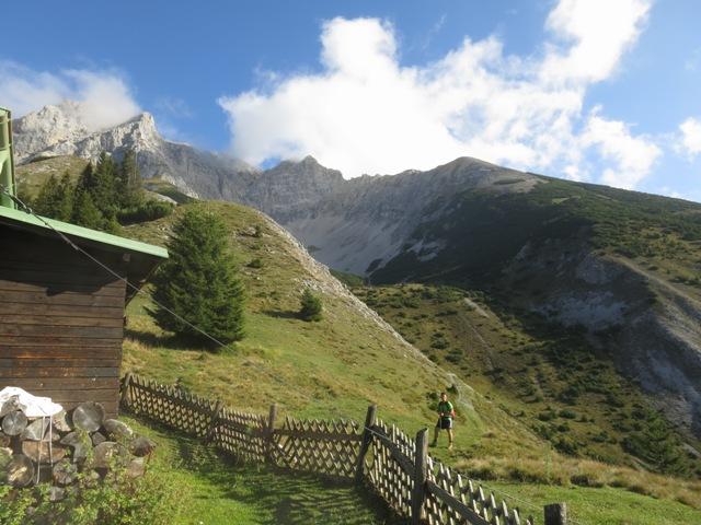Jagdhütte Larchln 1.754m