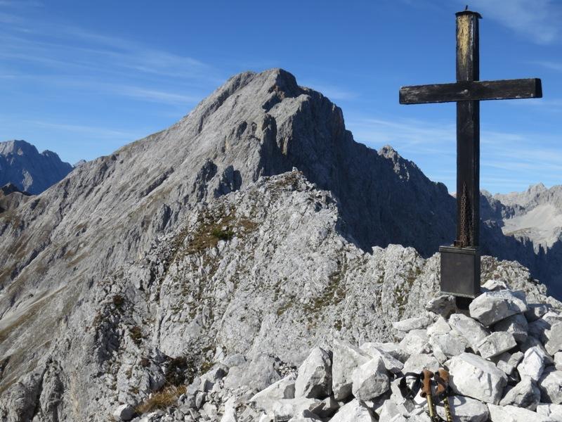 Gipfel des Schneekopf