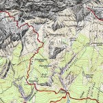 Karte Fiechterspitze Schneekopf