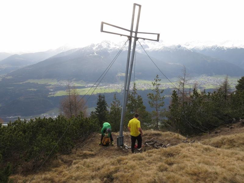 Hechenberg Ostgipfel 1.757m