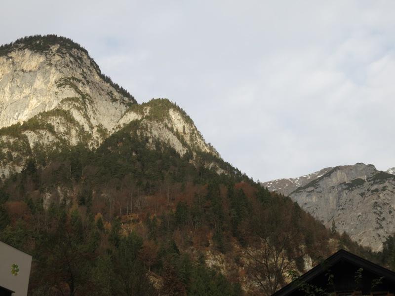 Hechenbergl und Hechenberg Ostgipfel