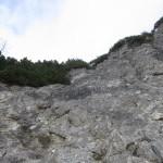 Panorama Vor Dem Ausstieg Aus Dem Gerschaffltal