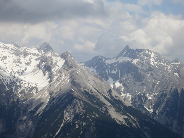 Birkkar- und Kaltwasserkarspitze