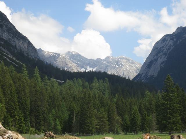 Roßkopf und Stempeljochspitzen