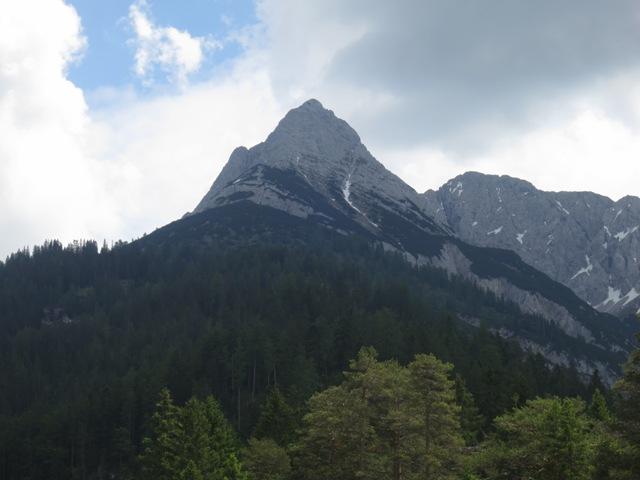 Kumpfkarspitze (nördl. Ausläufer der Nordkette)