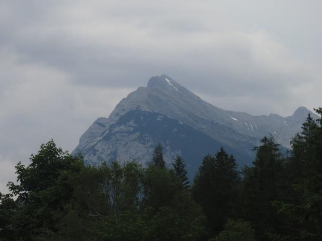 Hoher Gleirsch, Westgrat