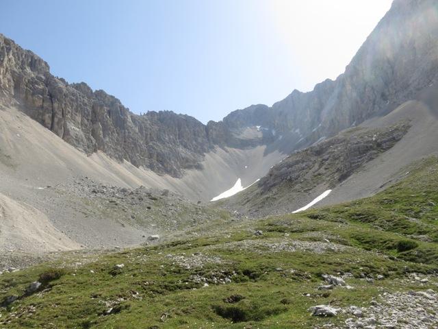 die letzten Bergwiesen im Rigelkar