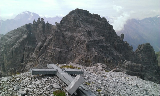 Gipfel Riepenwand