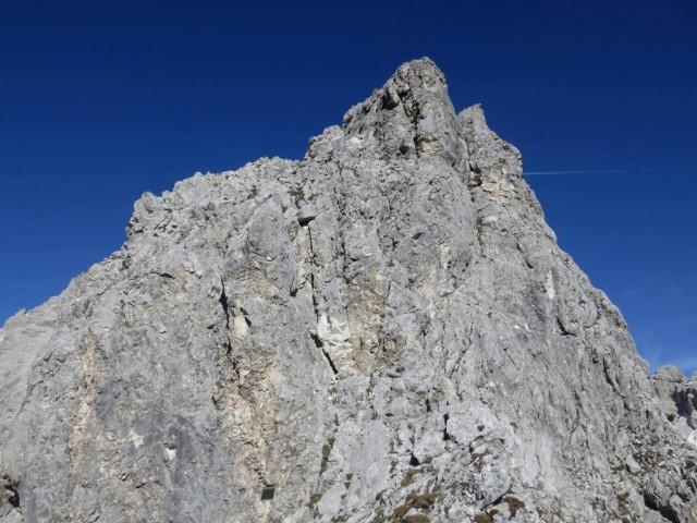 Am Plateau zur Fallbachkarspitze
