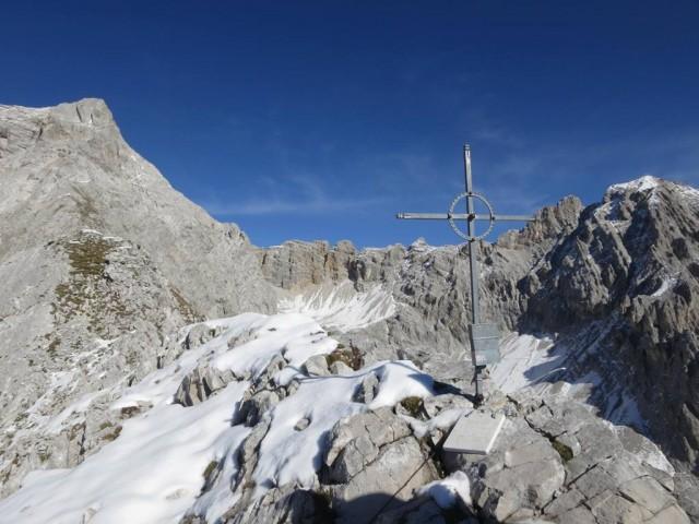 Fallbachkarspitze, 2,316m (Große Wechselspitze)