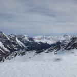 Gipfelblick nach Osten