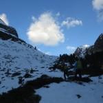 letzter Teil der Steilstufe zum Längental