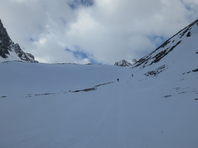 zweite Steilstufe im Längental