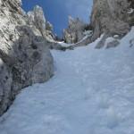 Abstieg von der Pfeiserspitze