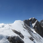 Blick zur Walderkampspitze