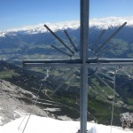 Trattenspitze mit Hinterhornalm