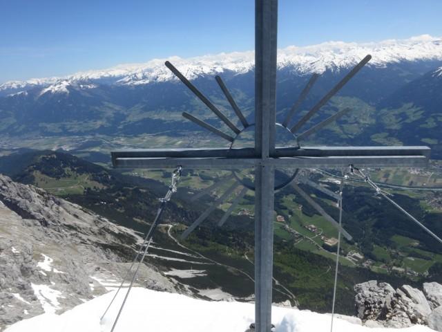 Trattenspitze am 22.05.2016