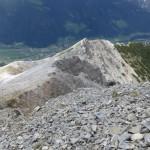 Aufstiegsgelände ca. 2150 bis 2.300m