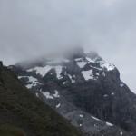 die Kirchdachspitze zieht zu