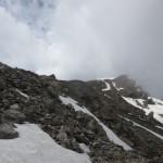 Weg zur Hammerspitze