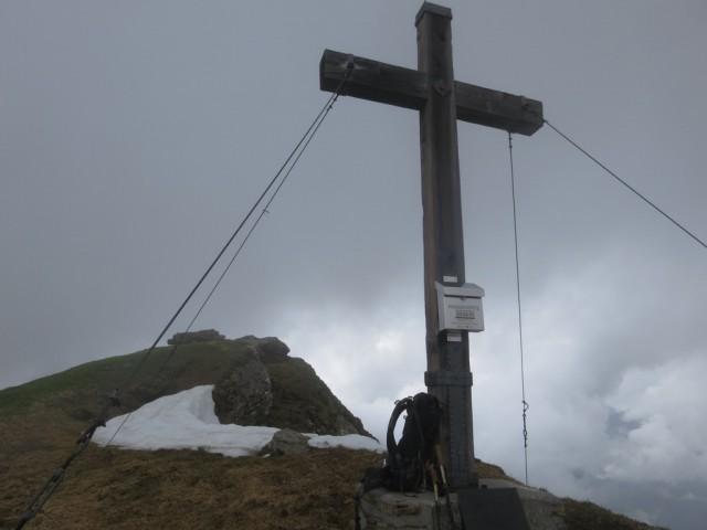 Hammerspitze, 2.634m