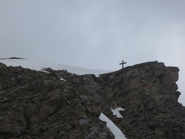 Abstieg von der Hammerspitze