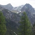 Hammerspitze im Restnebel