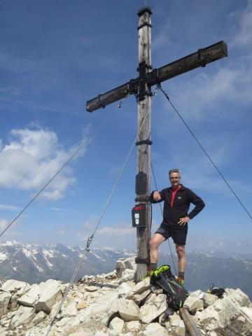 Kirchdachspitze, 2.840m