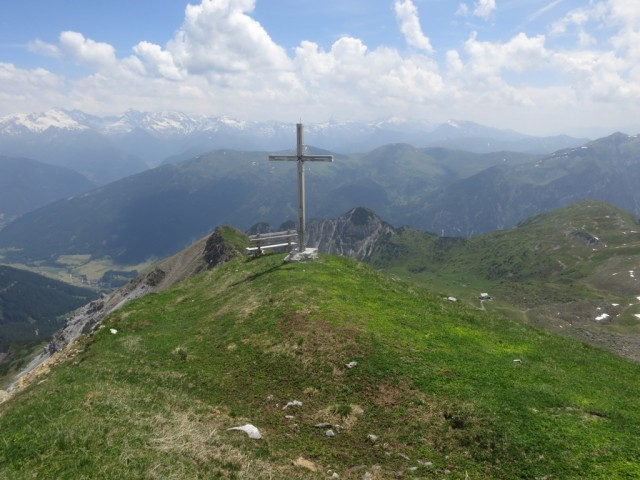 Wasenwandspitze, 2.563m