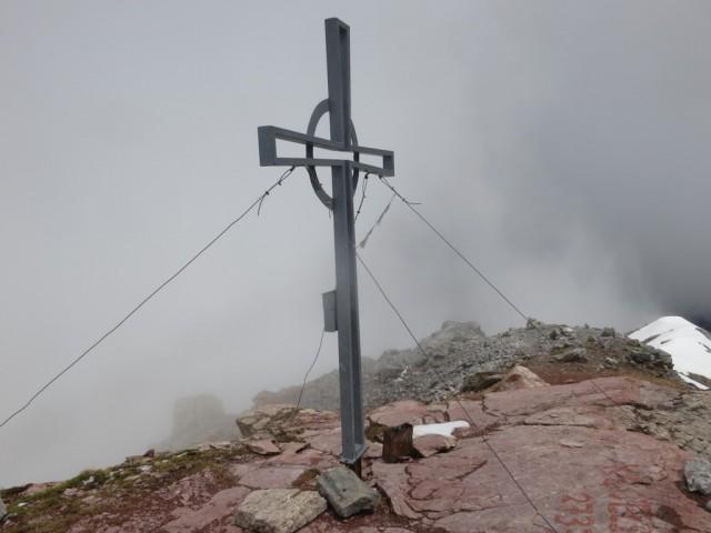 Kesselspitze, 2.728m