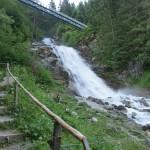 Wasserfall beim Mühlendorf