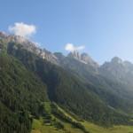 die Giganten am inneren Serleskamm: Ilmspitze und Kichdachspitze