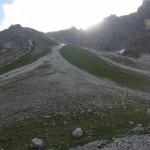 Steig ins Obernbergtal