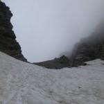 Schneetalscharte erreicht