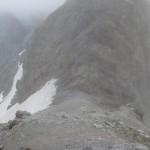 die Minischarte, links Nortirol, rechts Südtirol