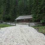 Jagdhütte beim Gschniergraben